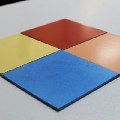 4 boje