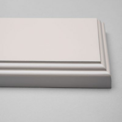 bela ploča medijapan
